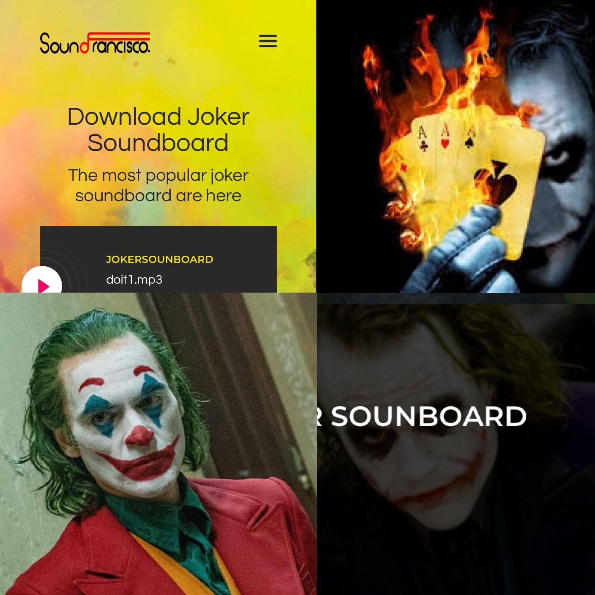 Joker S Clips Joker Movie Memes Francisco