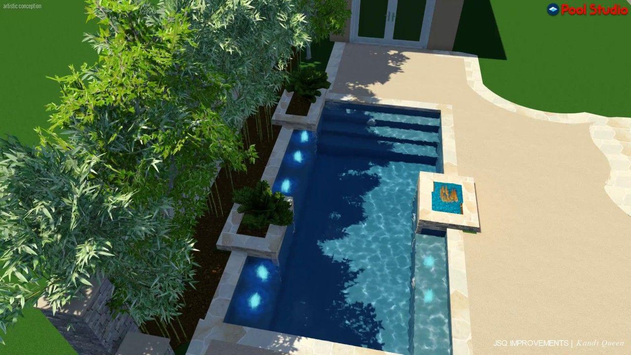 Jsq Improvements Pool Studio 3d Swimming Pool Design Software