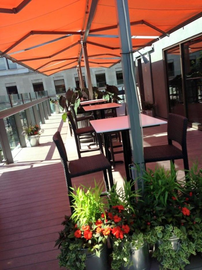 10 Restaurants With Incredible Rooftop Dining In Michigan Rooftop Dining Rooftop Restaurant