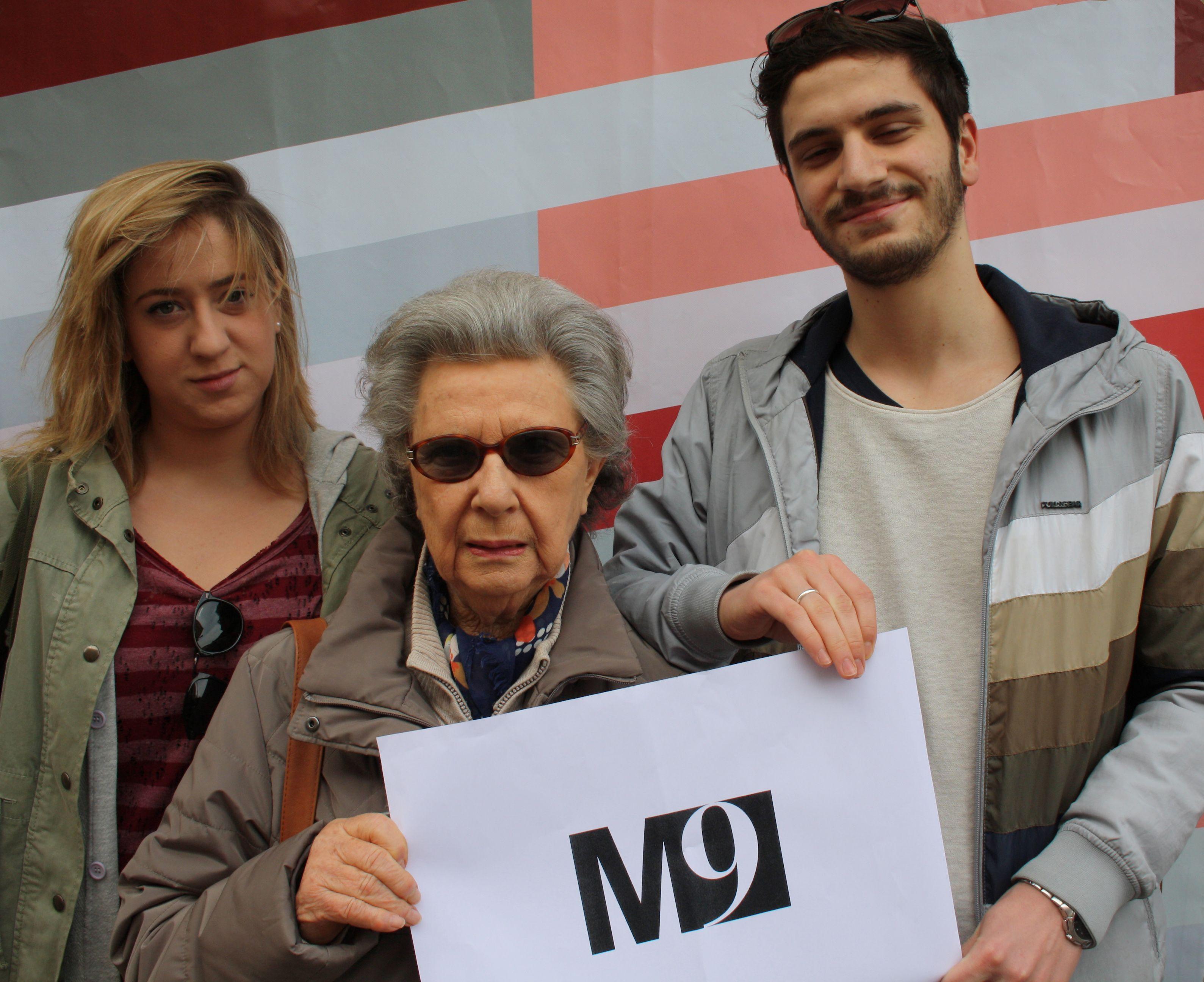 In posa per M9: la famiglia Buran | Posing for M9: Buran family
