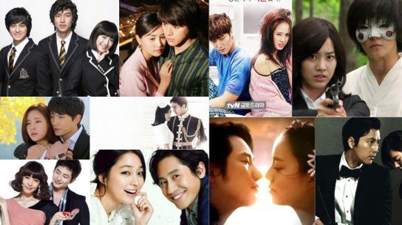 Dramabeans Top 10: Korean dramas about enemies-to-lovers
