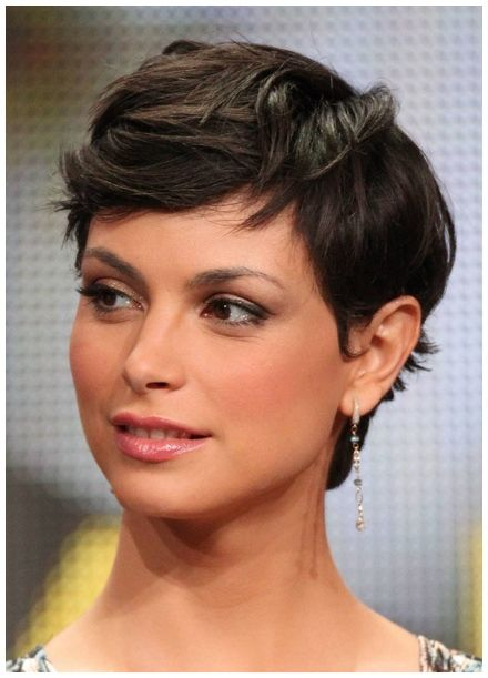 short haircut com hairstyles for faces hairstyle 2397 | e578a36e2397ee699cd18b1f2a00183e