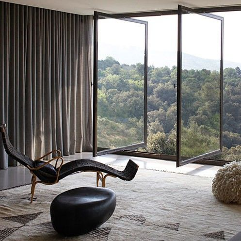 Opening Floor To Ceiling Windows Doors P Inspiring