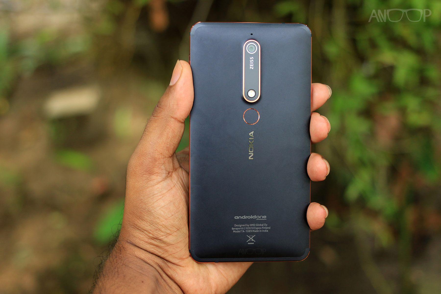 Nokia 6 2018, Nokia 6.1 Nokia 6, Smartphone, Phone
