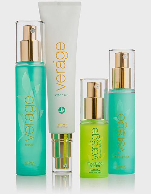 Verage Skin Care With Essential Oils I Have Been Using And My Skin Is Glowing It Looks Rejuvenated Healthy N With Images Skin Care Collection Skin Care Skin Care Serum