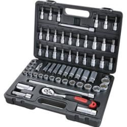 Photo of Rothewald socket set 61 pieces, ZollLouis.de