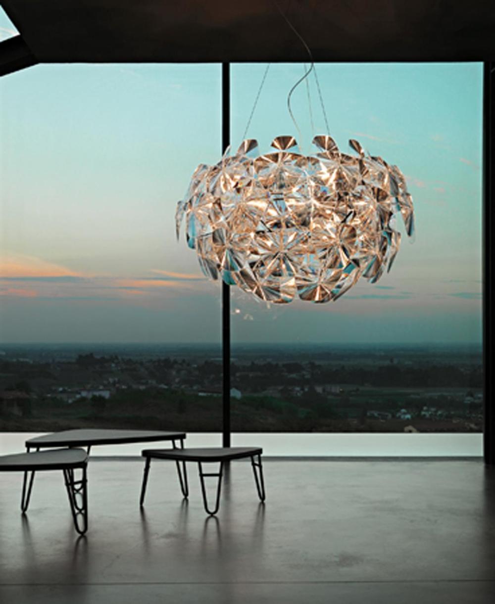 Hope Suspension O 110 Cm Luceplan Prediger Design Leuchten Wohnzimmer Leuchte Hangeleuchte