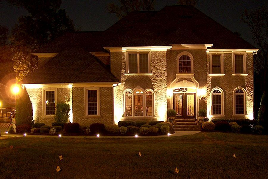 Outdoor Lighting Can Brighten Up Any