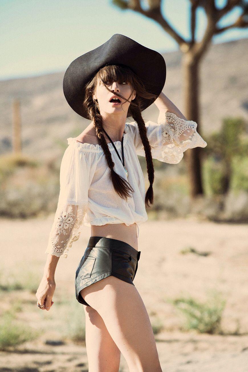 "Spell Look book ""Desert Wanderer"" Summer 13′ Photographer Graham Dunn Model Kelley Ash"