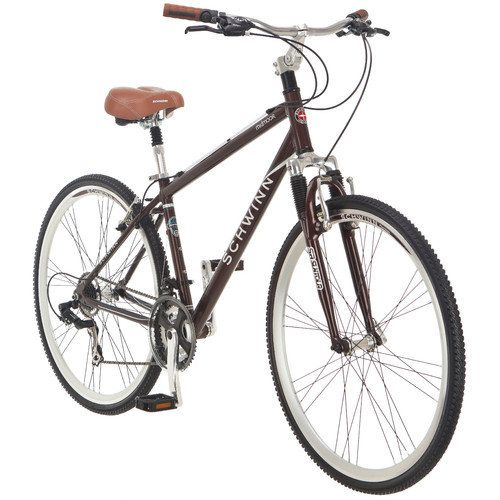adb8e94b440 Schwinn 700c Men's Midmoor Hybrid Bicycle | Bikes | Bike, Bicycle, Men