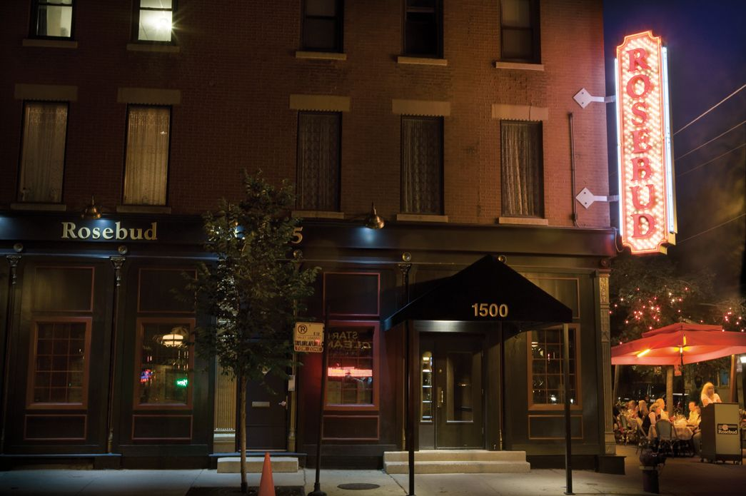 One Of The Best Restaurants In Heart Little Italy Chicago