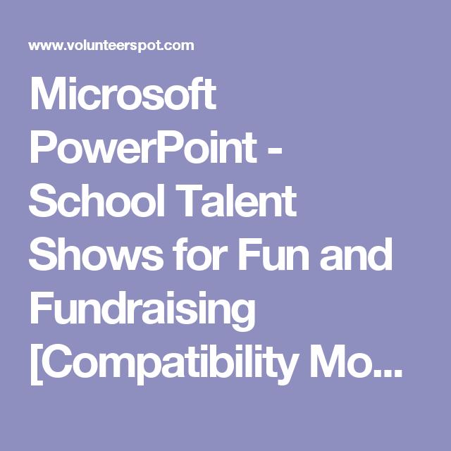 microsoft fundraising
