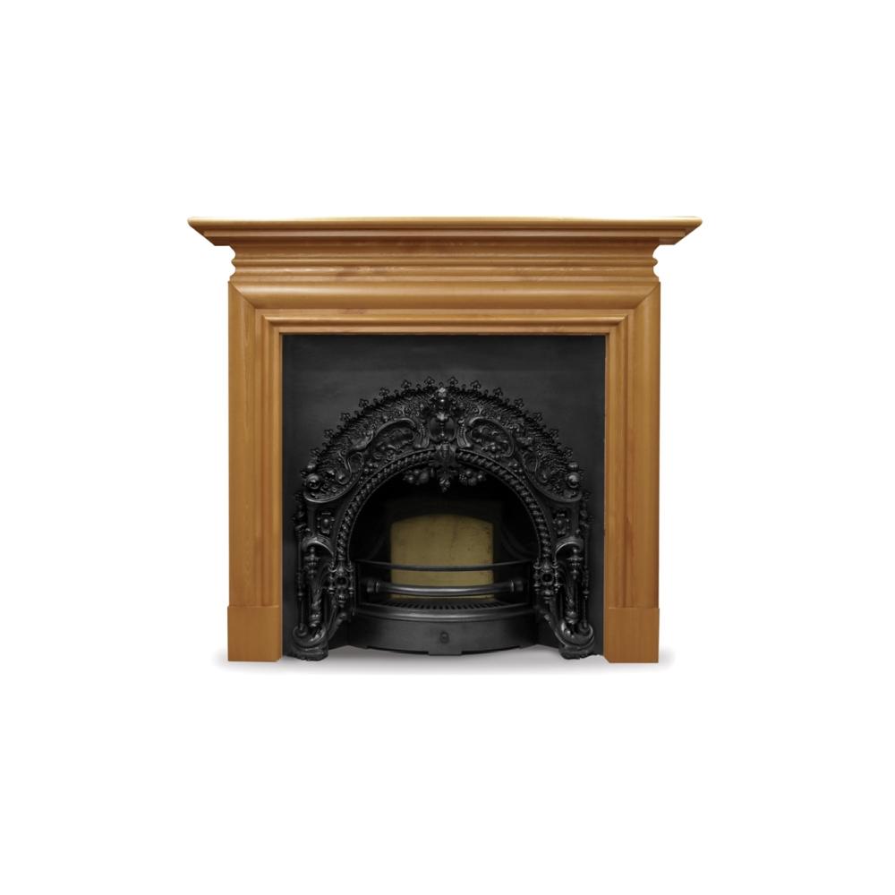 Carron The Rococo Cast Iron Fireplace Insert