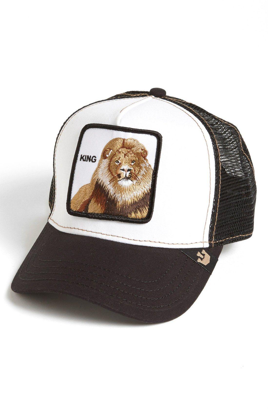 6055672bb3a Goorin Brothers  Animal Farm - King  Trucker Hat