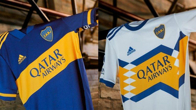 El Impactante Video Con El Que Adidas Presentó Las Nuevas Camisetas Xeneizes Camisetas Camisetas De Fútbol Adidas