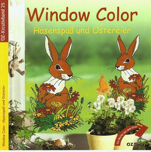Window color húsvét - Angela Lakatos - Picasa Webalbumok
