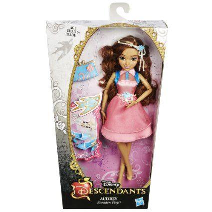 Descendants Disney - Muñeca Audrey Auradon Préparation dLyKT8nZA0