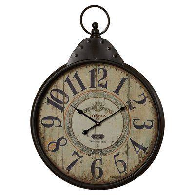Kia Round Wall Clock   wall decor   Pinterest   Wall clocks, Clocks ...