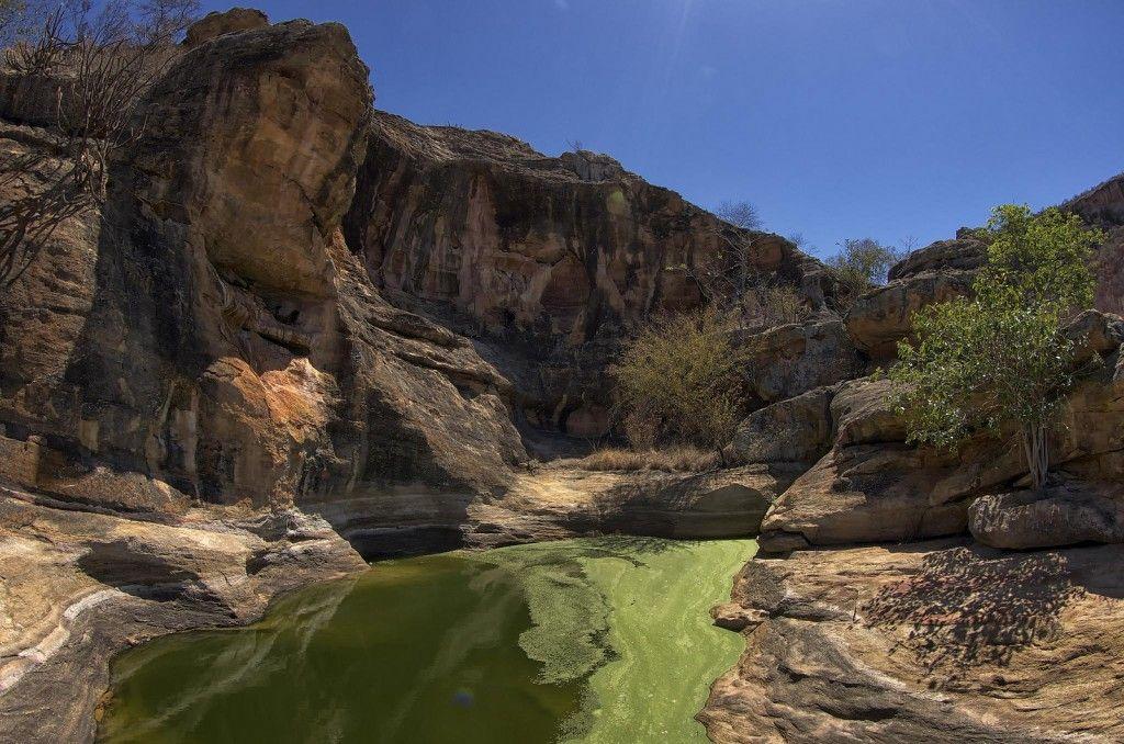 Serra da Capivara National Park - Piauí