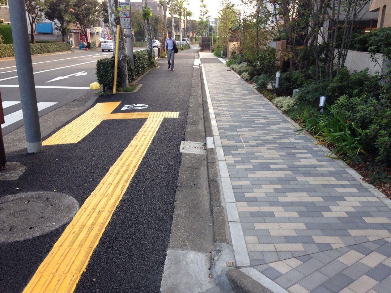 「歩道状空地」の画像検索結果