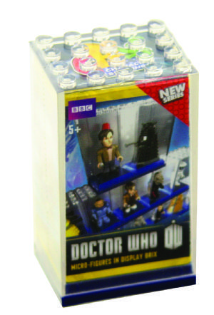 Dr Who Character Building Big Brick Assortment. Mr Toys Toyworld Online offers toys under $10 and the best range of Toys, Games and LEGO.