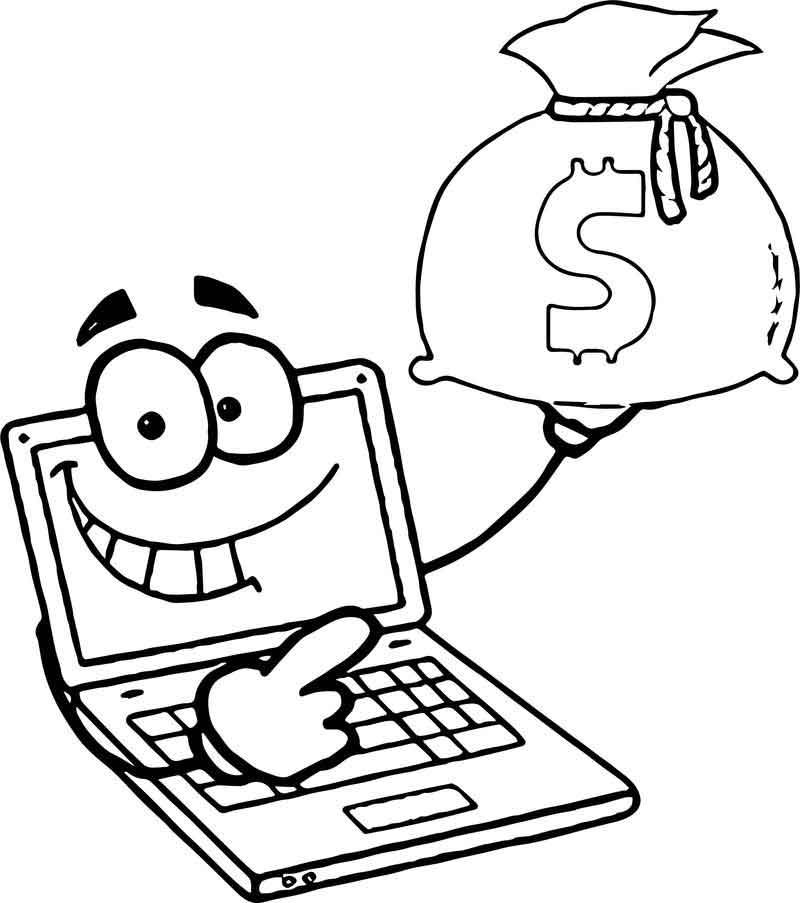 Making Money With Your Computer Laptop Computer With A