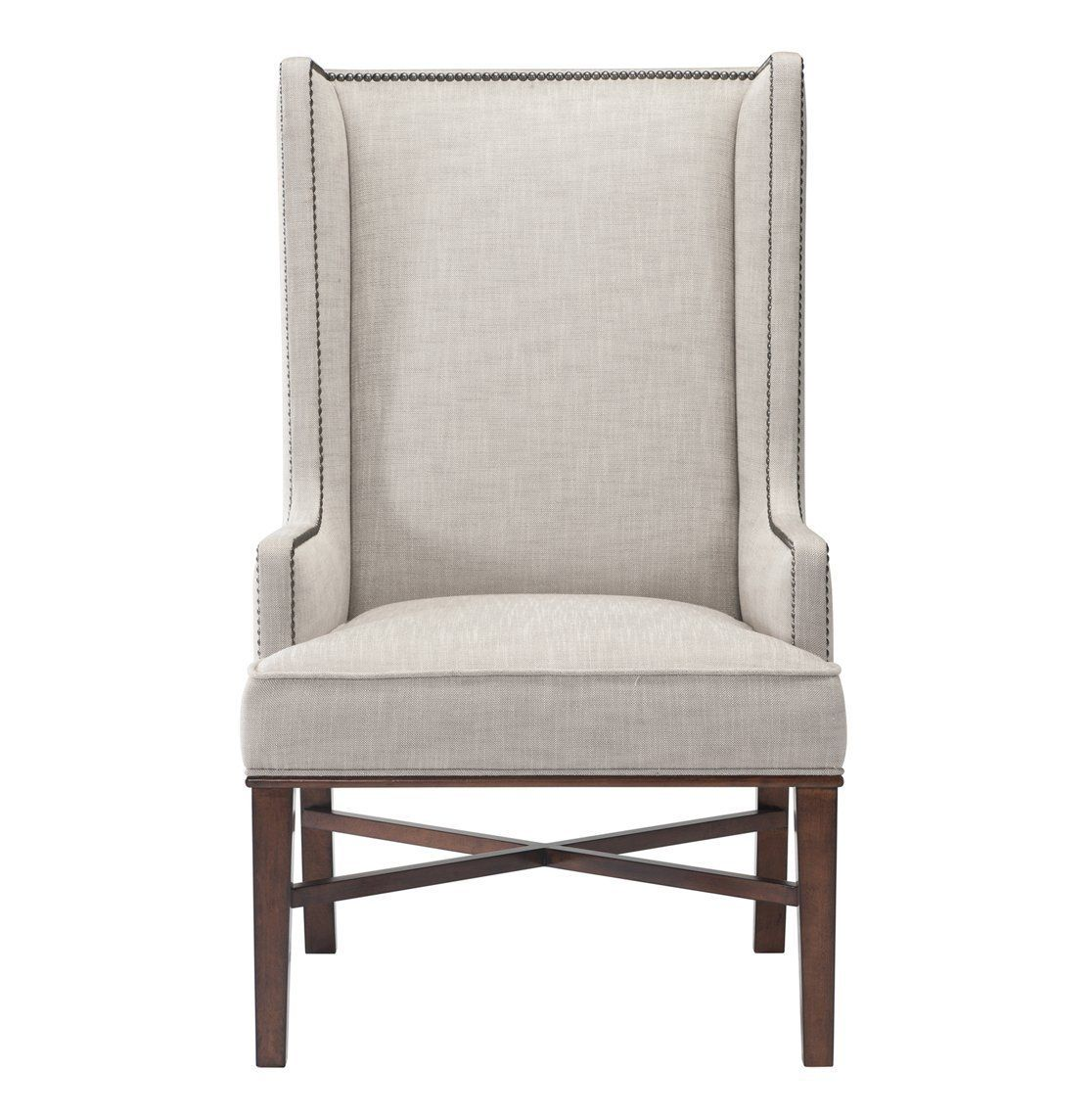 17 Outstanding Wingback Dining Chair Designs Charming Vanilla
