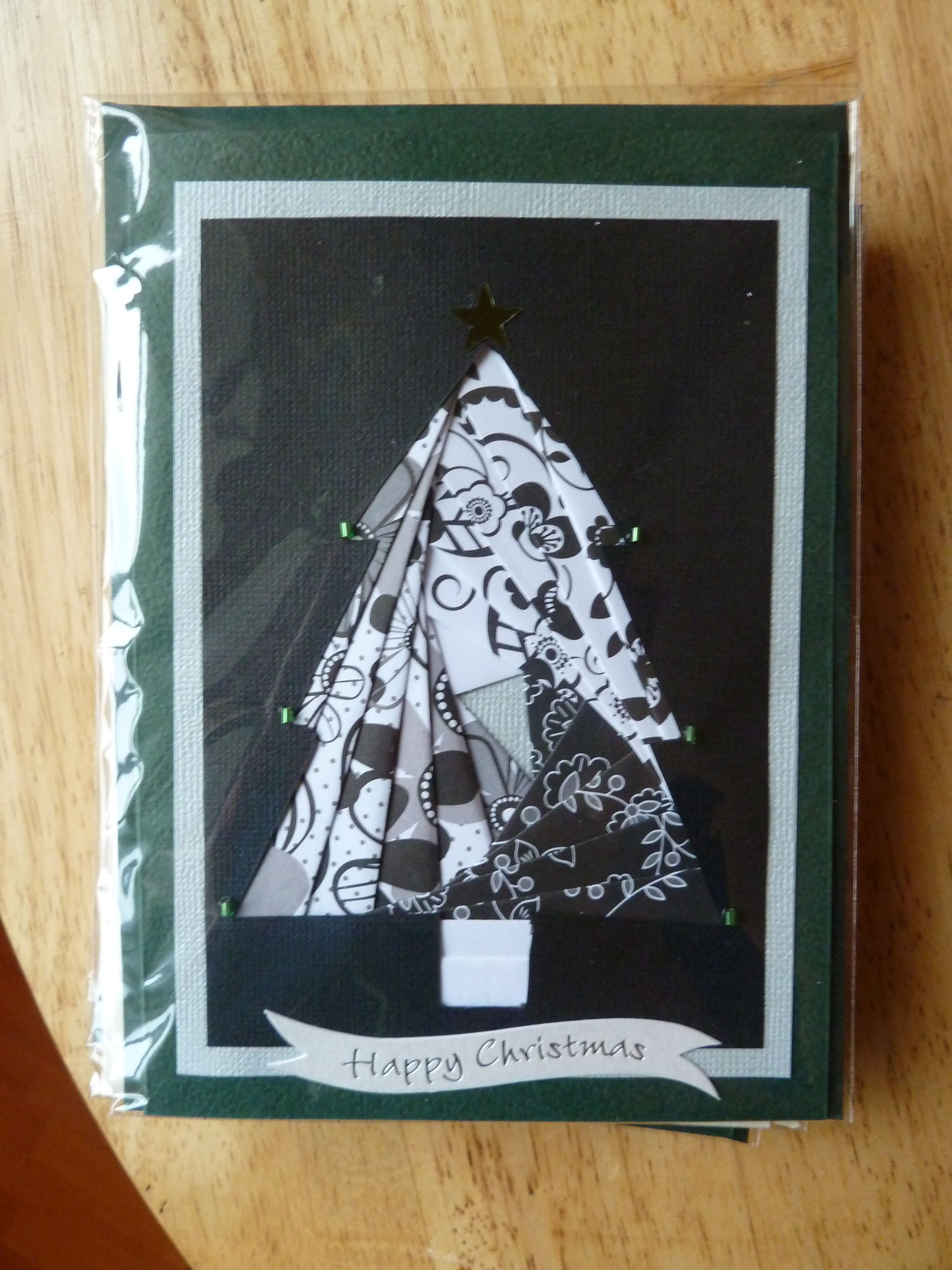 Beautiful handmade Christmas cards for sale £2.50 please email ...