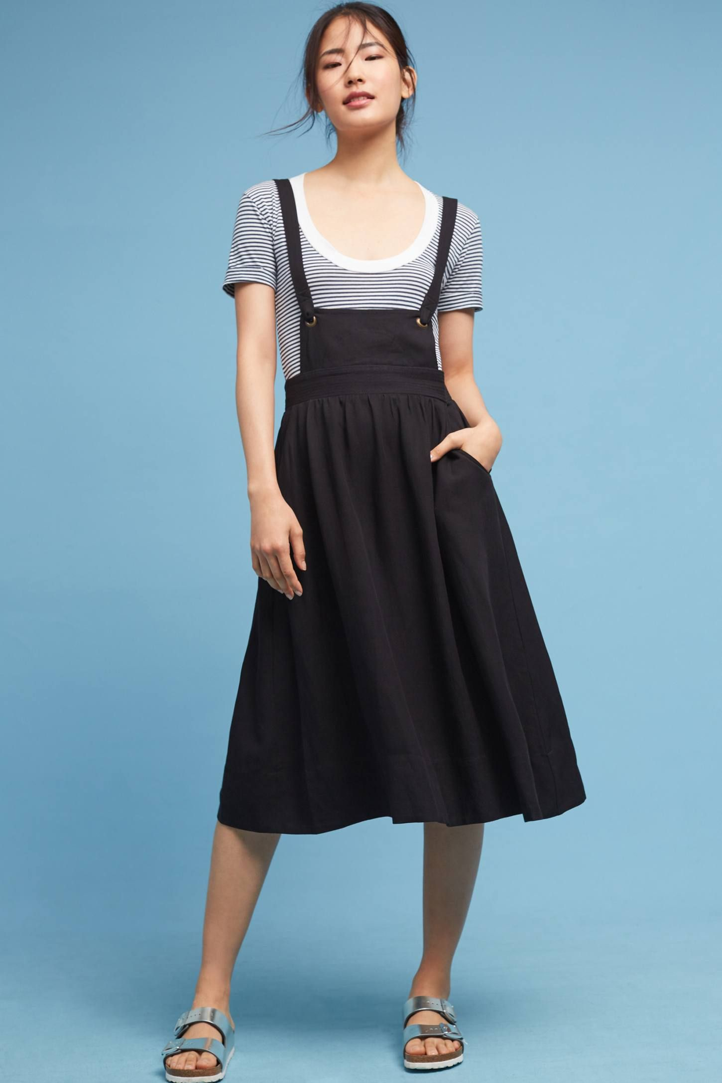 a3ac1299957 Shop the Somerset Jumper Skirt and more Anthropologie at Anthropologie  today. Read customer reviews