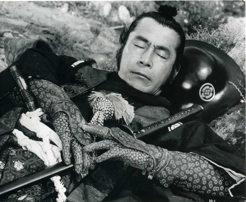 Image result for red sun toshiro mifune