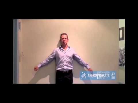 exercises to correct hunchback posture kyphosis and forward head carriage youtube 3 sets of