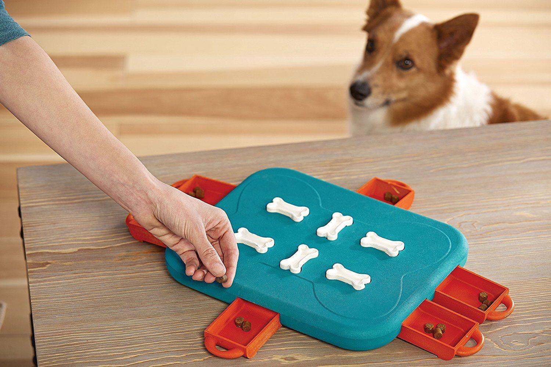 Nina Ottosson Dog Brick Level 2 Puzzle Dog Games Dog Puzzles