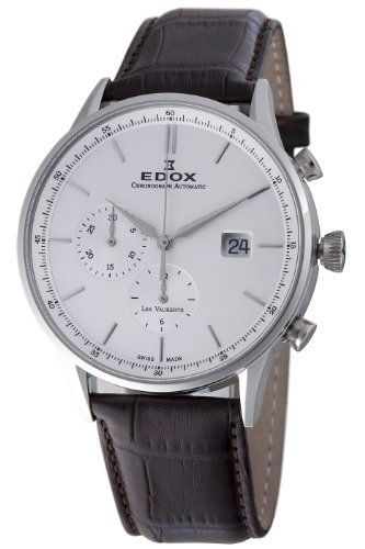 Edox Men's 91001 3 AIN Les Vauberts Chronograph Watch Edox, http://www.amazon.com/dp/B0044WU2NU/ref=cm_sw_r_pi_dp_6Axmrb16GPGN9