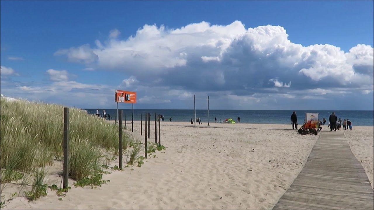 Halbinsel Hel Ostsee Strand in Polen Die Halbinsel Hel