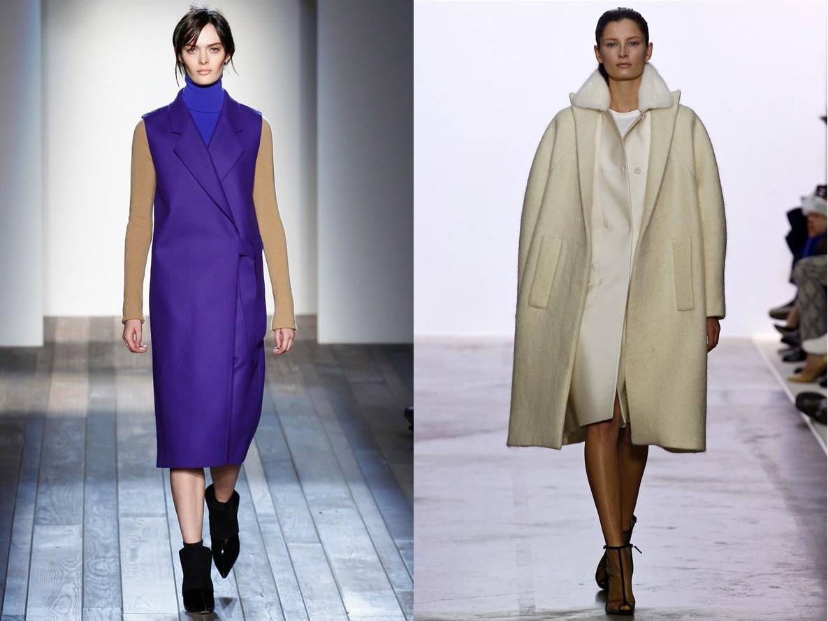 OVersized fashion is the craze and we are glad it is here...We think it will last for a while and could possibly be a staple