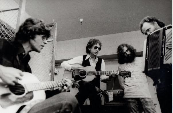 Robbie Robertson Dylan Richard Manuel Garth Hudson 1974 Tour W