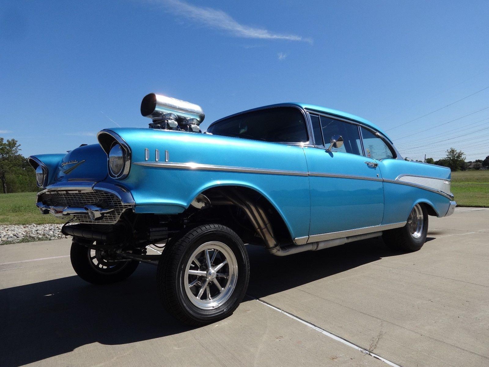 Original Sheet Metal 1957 Chevrolet Bel Air 150 210 Hot Rod Chevrolet Bel Air 1957 Chevrolet Sports Cars Luxury