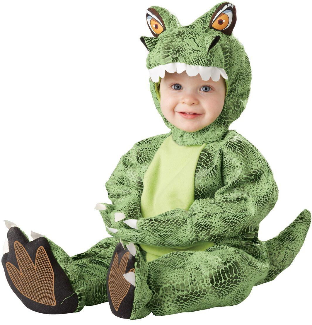 tot-rannosaurus baby dinosaur costume - rawerrr. make lots of noise