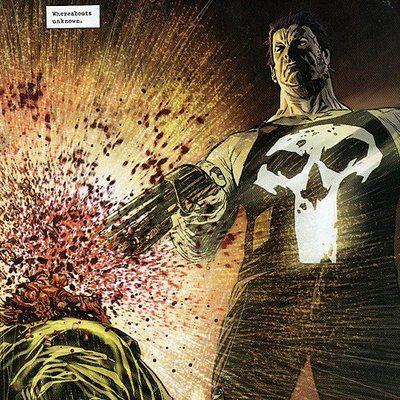 Punisher starter guide - Comic Vine