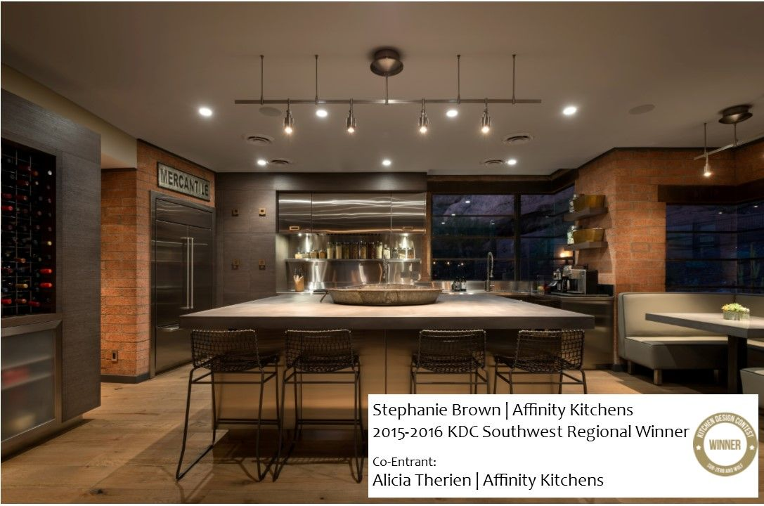 Great Stephanie Brown | Affinity Kitchens [Co Entrant: Alicia Therien | Affinity  Kitchens]