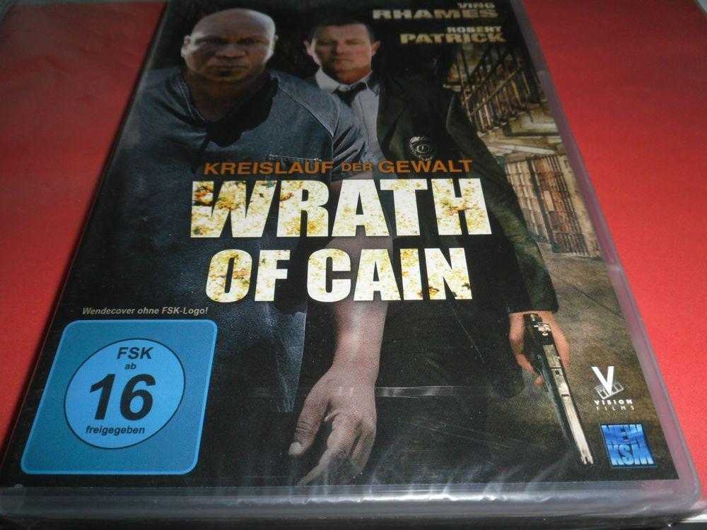 Wrath of Cain - Kreislauf der Gewalt OVP / NEU 2,80 €