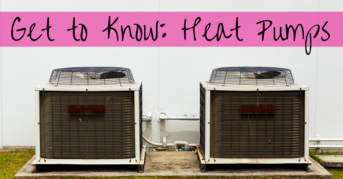 Get To Know Heat Pumps Heat Pump Air Conditioning Services