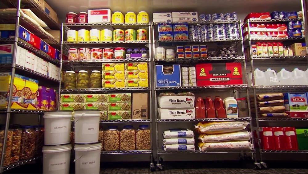 Prepper Food Storage Tips | Primitive Survivals #backpacker #travel  #backpacking #ttot #tent #traveling htt… | Prepper food, Preppers food  storage, Preppers storage