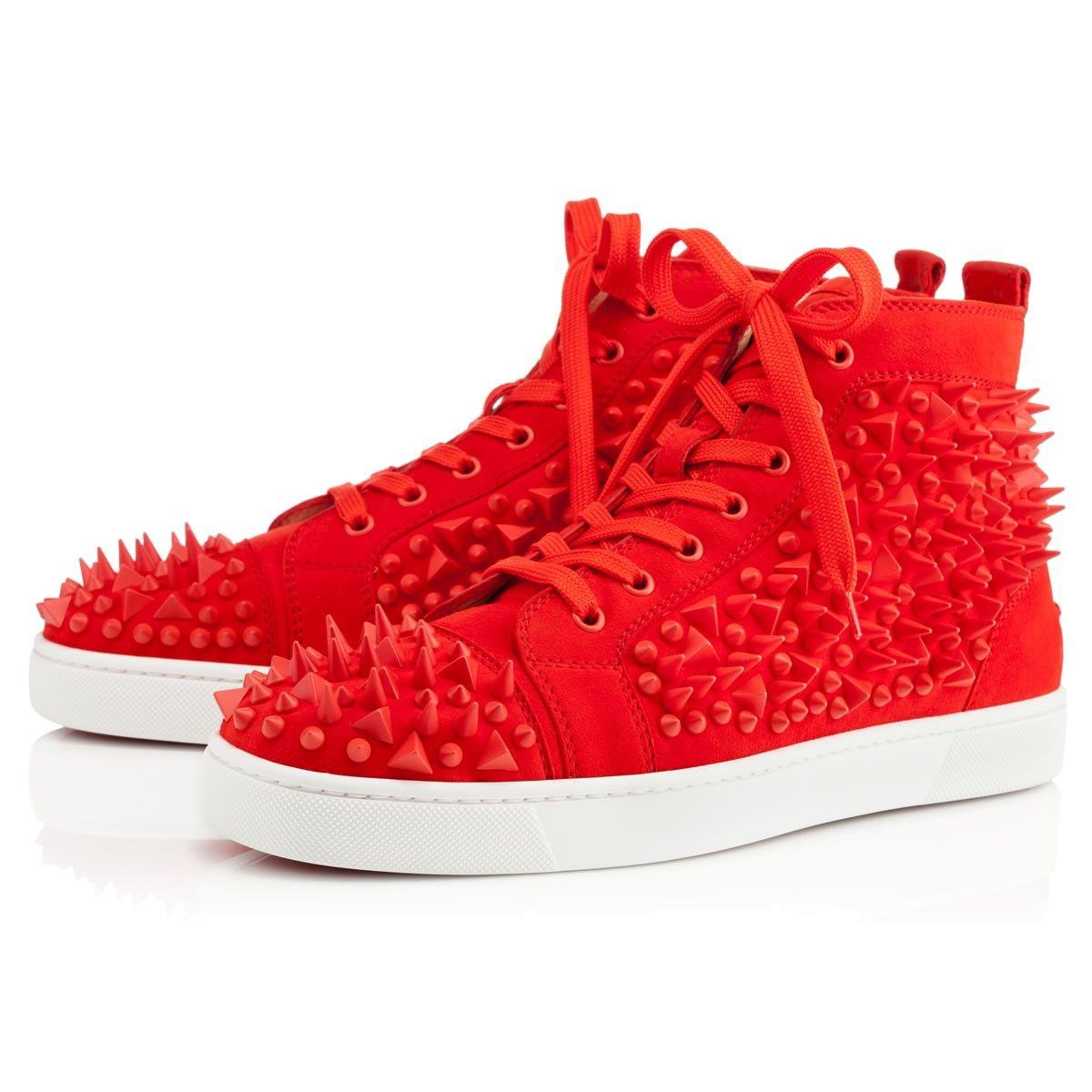 Christian Louboutins Pik Pik sneakers