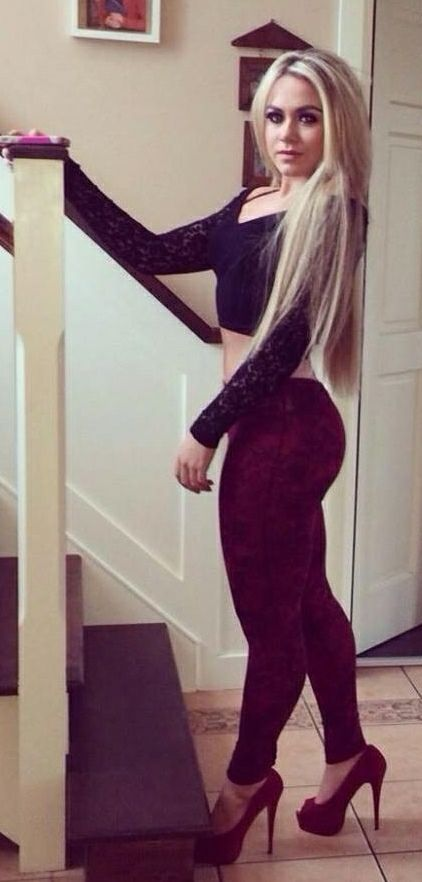 hot teen leggins
