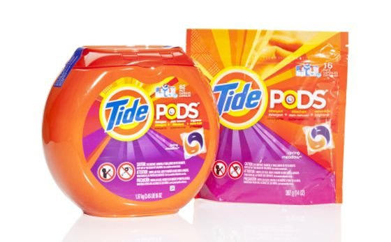 P G Launches New Tide Pods Packaging To Cloak Colorful Orbs From