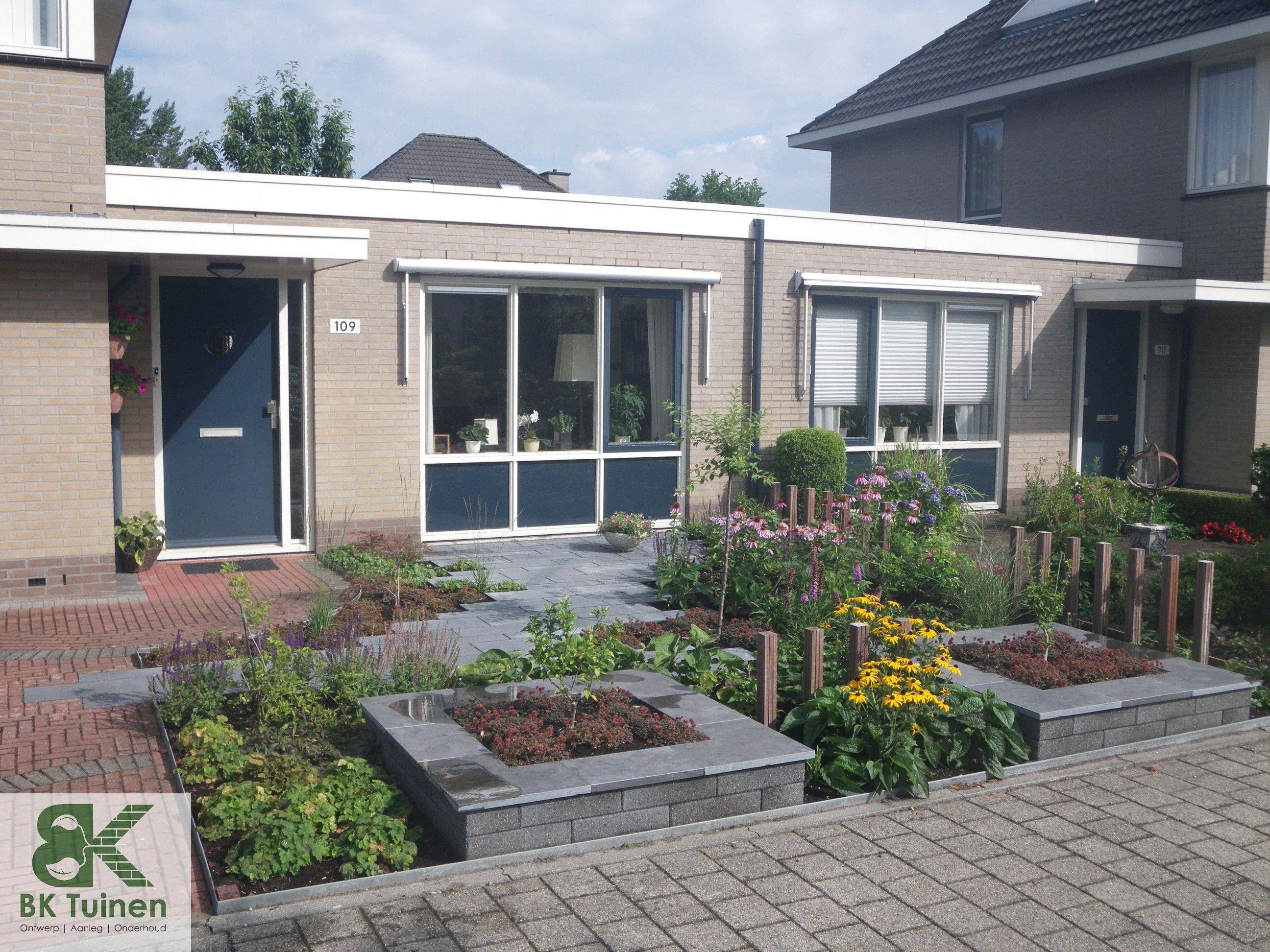 Speelse Voortuin Ideeen : Speels vorm gegeven voortuin www.groenehanden.nl voortuinen