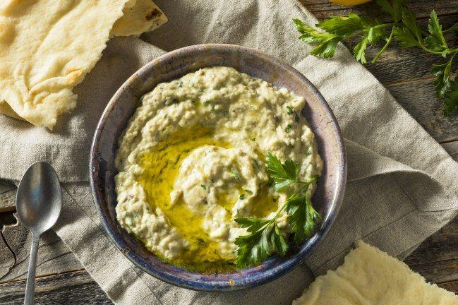 Dips selber machen: 7 schnelle Dip-Rezepte zum Grillen #babaganoushrezept