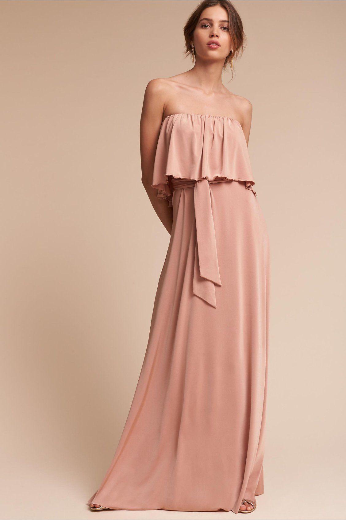 Dress for party wedding  Maya Dress from BHLDN  Summer Wedding Ideas  Pinterest  Maya