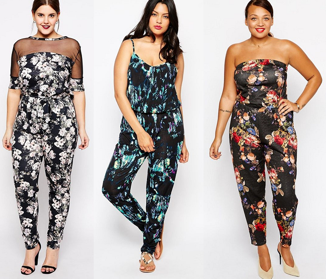 a7ed9dd904ef Shapely Chic Sheri 15 Plus-Size Jumpsuits for Spring Summer